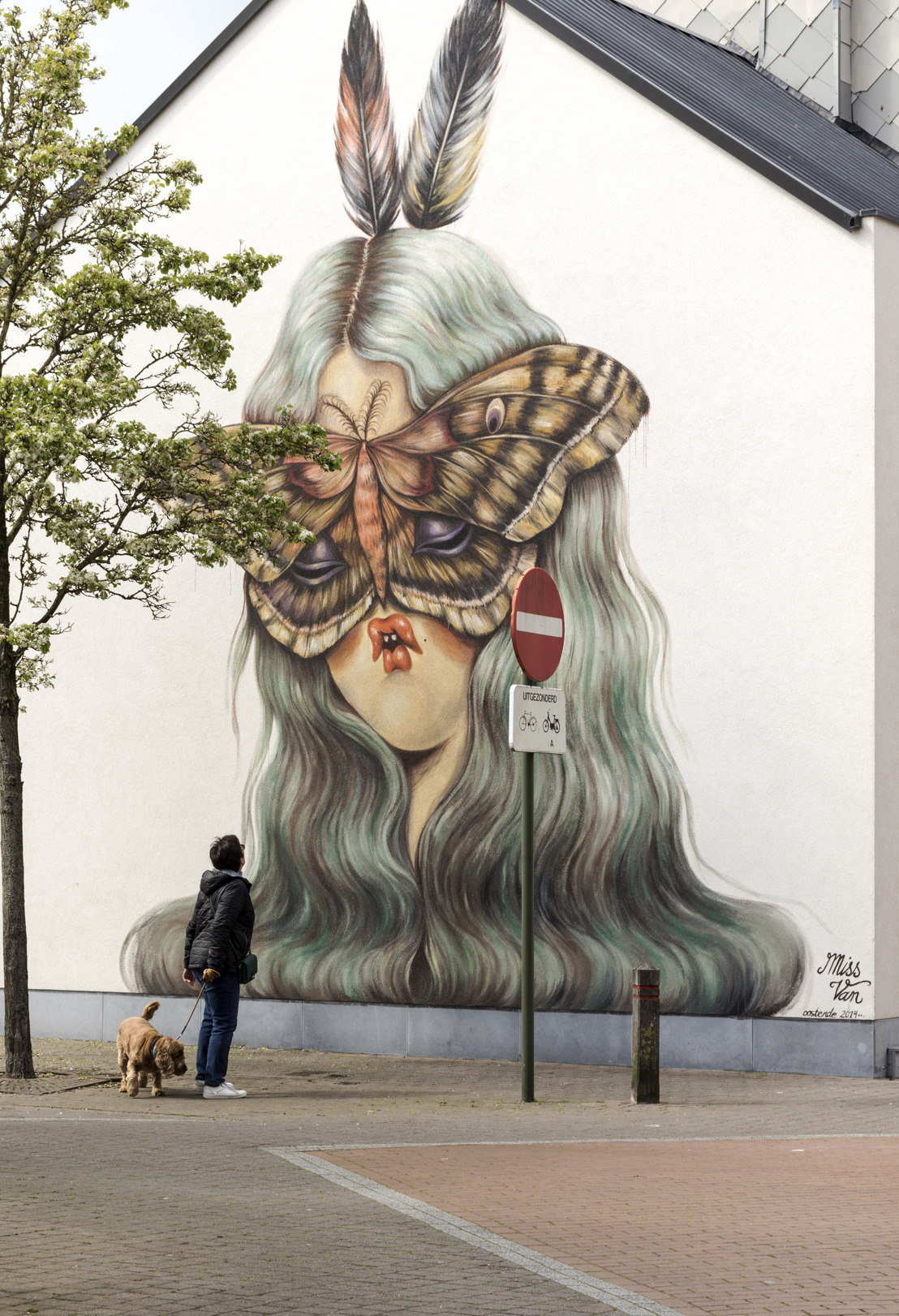🌊 Zonnige doe-tip in Oostende 🌊 volg het gratis artistiek parcours van The Crystal Ship
