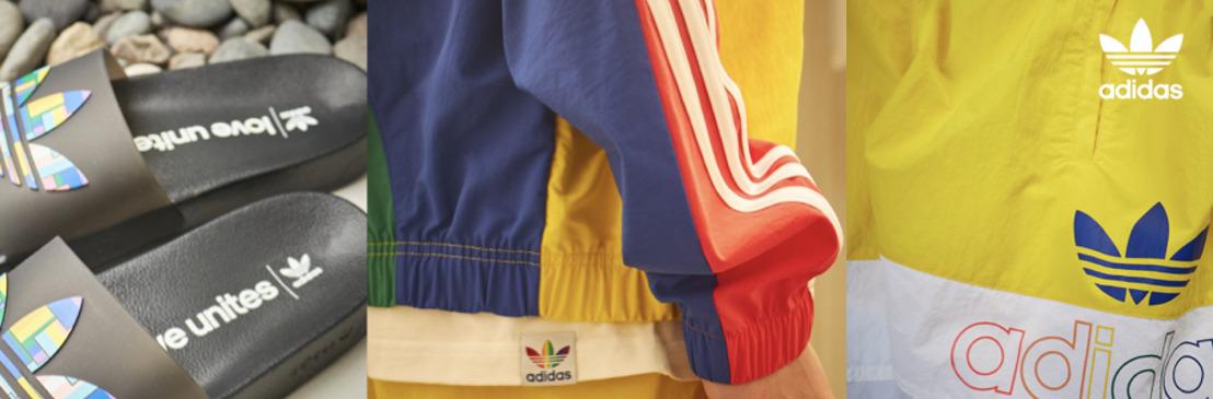 LOVE UNITES: Un homenaje a las banderas de Pride. Deja que tu amor palpite fuerte.