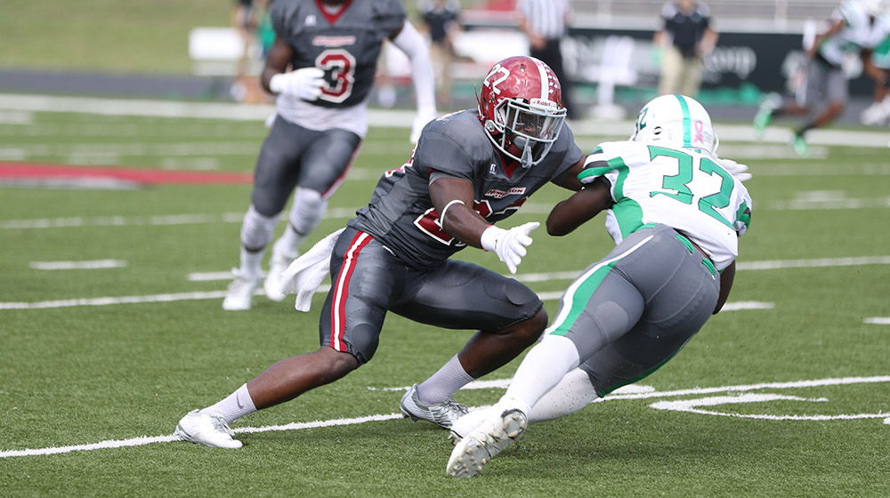 19. Dondre Wright (Crédit : Henderson State Athletics)