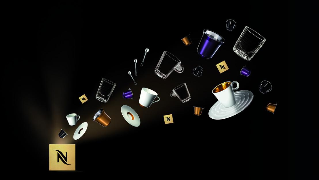 oSérieux! op de koffie bij … Nespresso