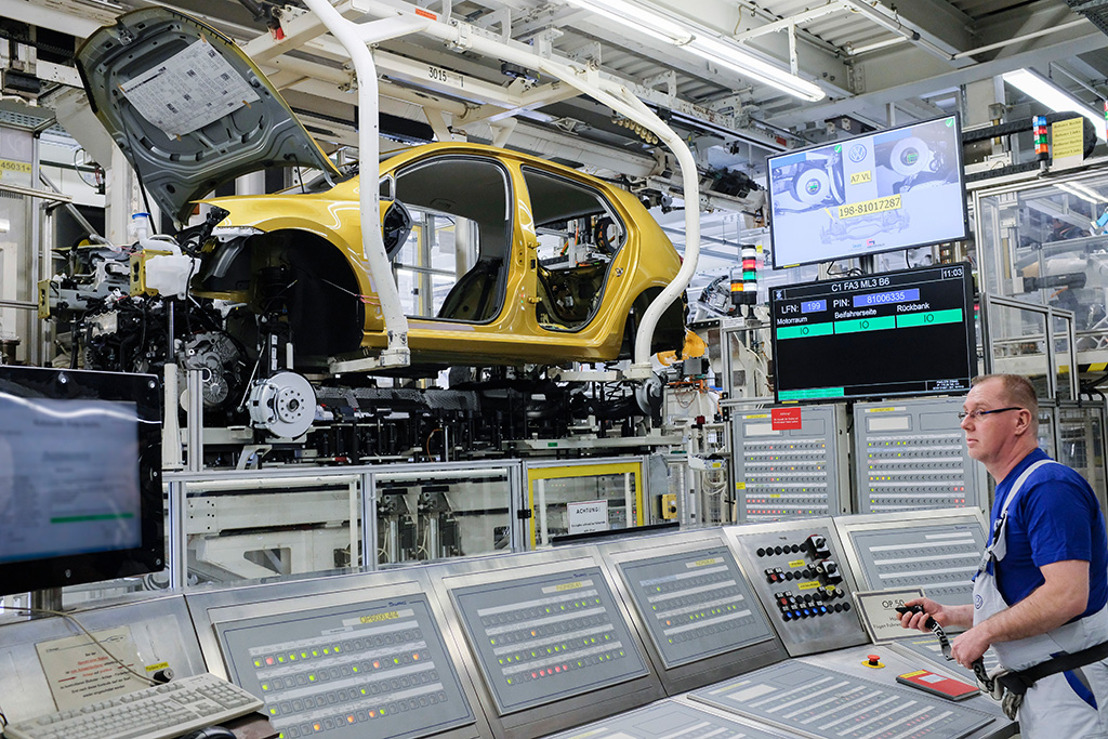 Volkswagen to invest €22.8 billion in the future viability of its plants throughout the world
