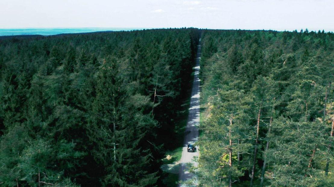 De Ardeense bossen in La trêve - (c) RTBF