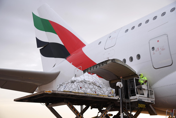 For six very special pianos, a historic journey home on Emirates SkyCargo