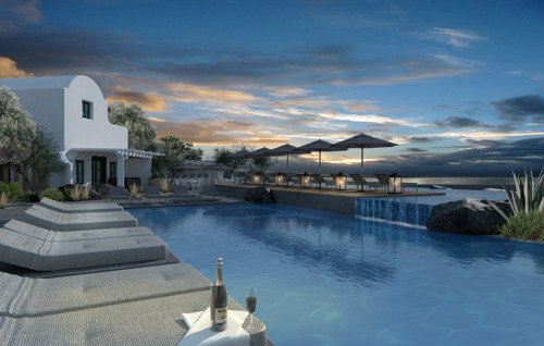 Rediscover Your Senses at Brand New Santorini Luxe Hotel