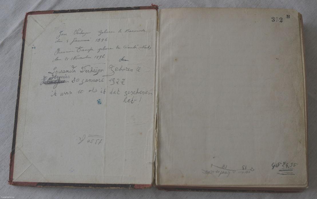 Oud vrachtboek