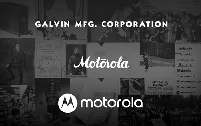 90 jaar Motorola: de viering van een historisch merk