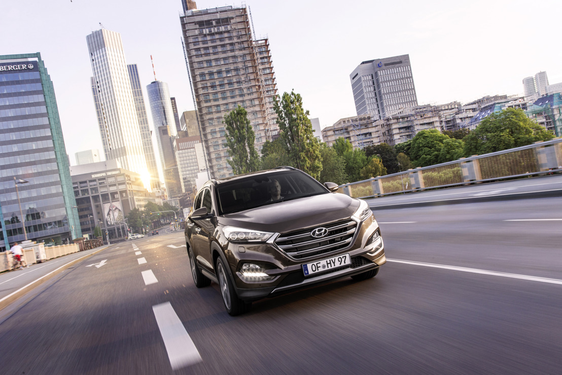 Hyundai Motor achieves best-ever half-year