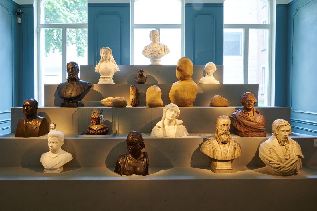 Collectiepresentatie &#039;Alles voor de vorm&#039;<br/>Foto (c) Rudi Van Beek
