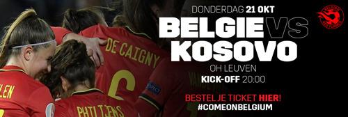 Belgian Red Flames willen vlammen bij terugkeer op Den Dreef