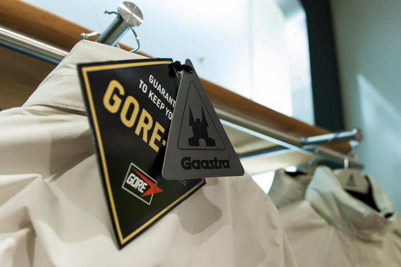 Lancering Gaastra Pro GORE-TEX® collectie