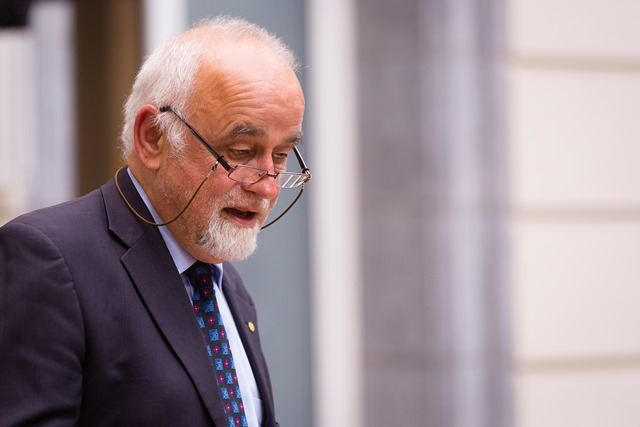Jan Peumans<br/>Voorzitter Vlaams Parlement