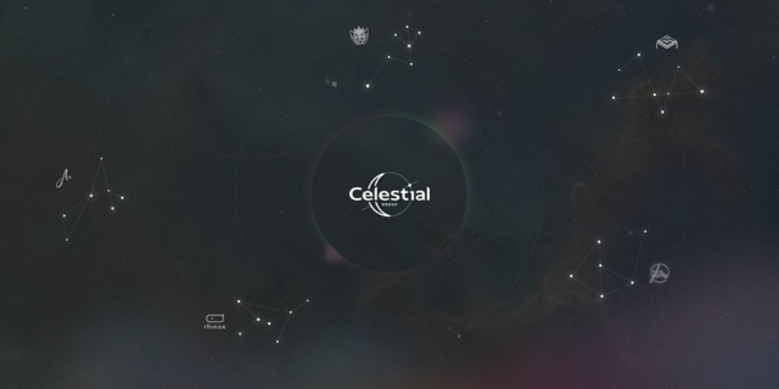 Artcore Society, Rhinox, Ohana, Glow en Modulab gaan op in Celestial Group