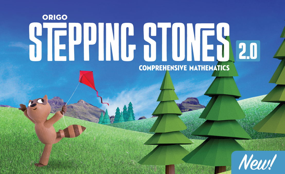 Stepping Stones 2.0 comprehensive mathematics program