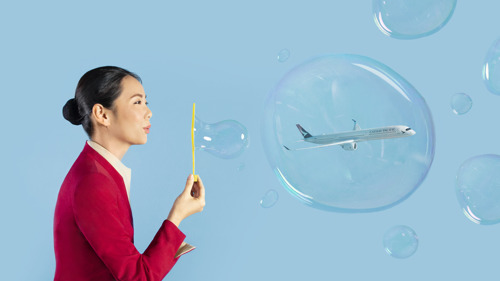 HKTB and STB Collaborate to Welcome Travellers on the Launch of the Bilateral, All-Purpose and Quarantine-Free Air Travel Bubble