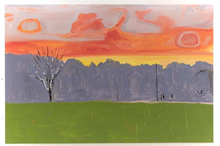 Kunst in het UZ Brussel: Nieuw kunstwerk van Koen van den Broek in de inkomhal