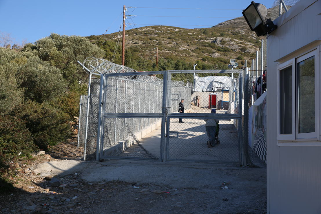 Since March 20, 2016, when the EU externalized its borders by striking a deal with Turkey, people fleeing war and persecution have faced extremely tough conditions on the Greek islands.<br/><br/>MSF has tried to shed a light on the living conditions of asylum seekers in Samos. More than 1,100 people are living in the hotspot there, without sufficient information about their future. There are major delays in their processing, due to a lack of manpower to handle their applications. Photographer: Mohammad Ghannam