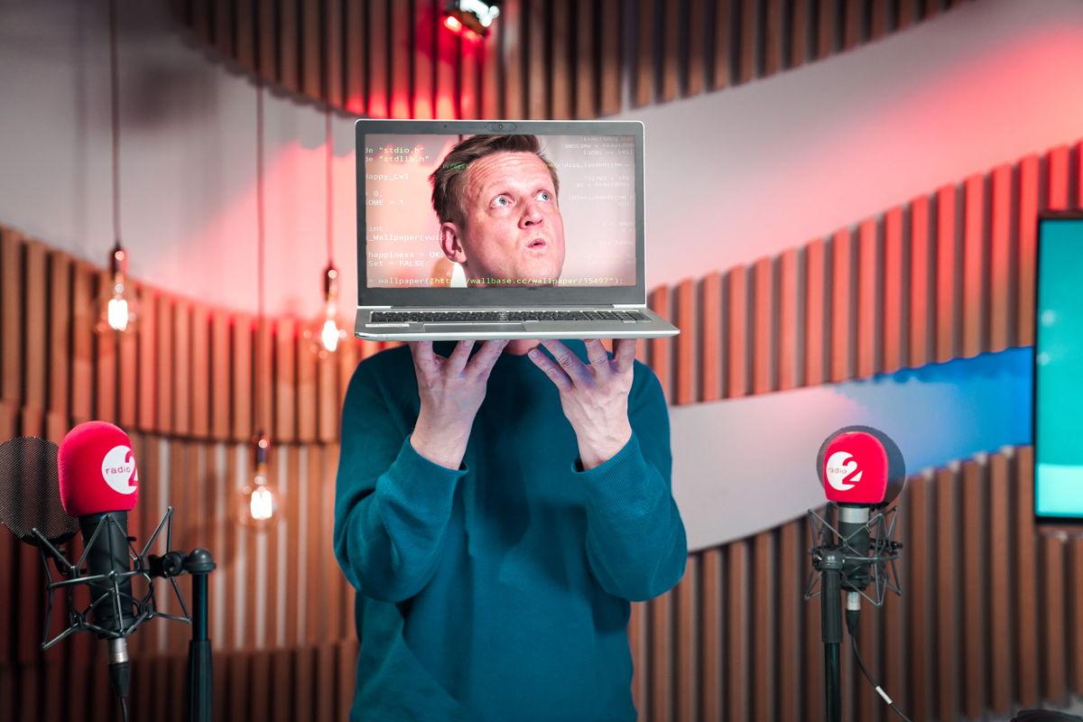 Inspecteur Sven Pichal © Radio 2