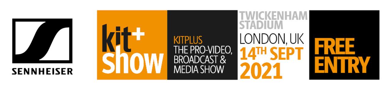 Sennheiser brings Evolution Wireless Digital to KitPlus Show in London