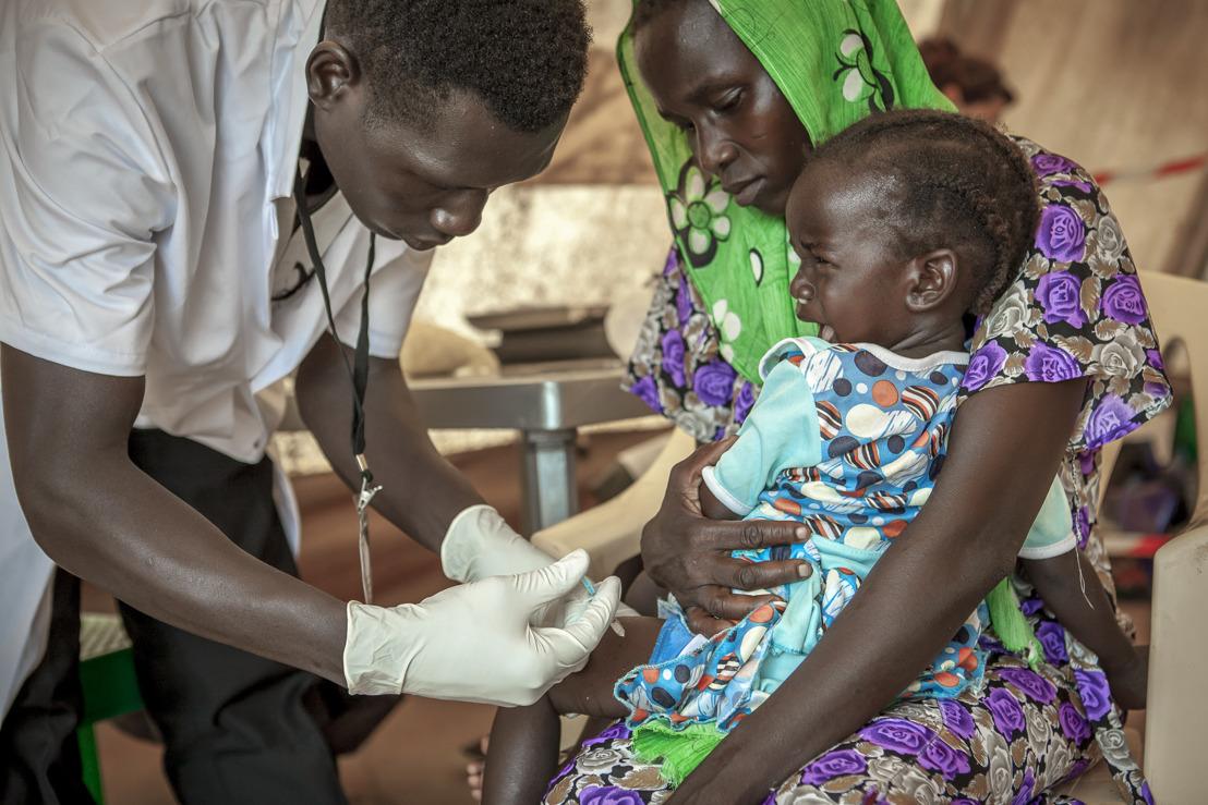 MSF solicita al Foro Mundial sobre Neumonía Infantil que se reúne hoy en Barcelona apoyo para la nueva vacuna contra la neumonía