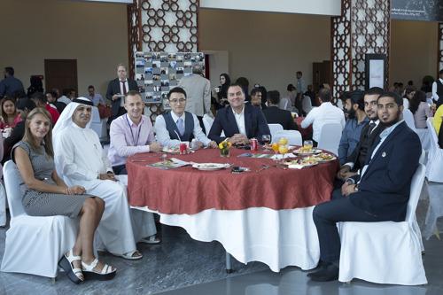 Emirates Aviation University Holds Alumni Reunion