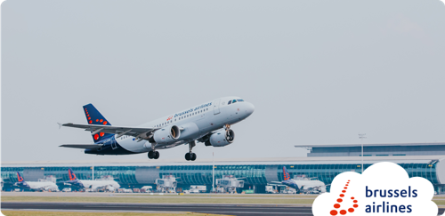 """2019, een uitdagend jaar voor Brussels Airlines, gekenmerkt door een nieuwe strategische richting en de lancering van het herstructureringsplan """"Reboot""""."""