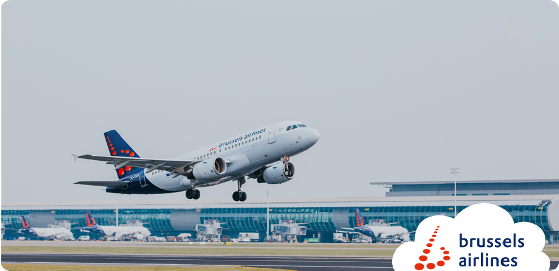 "2019, a challenging year for Brussels Airlines marked by a new strategic direction and the roll-out of the turnaround plan ""Reboot"""