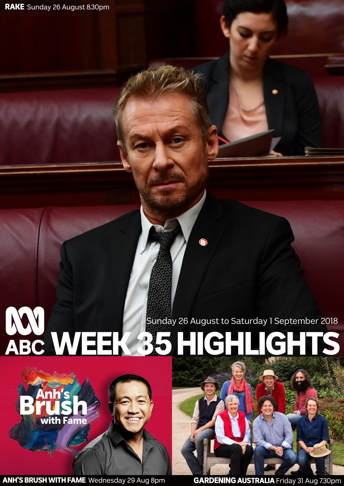 ABC TV Program Highlights - Week 35
