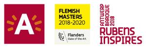 Antwerp Baroque 2018. Rubens inspires press room Logo