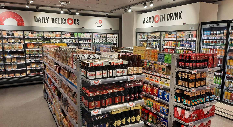Le nouveau Shop&Go à Porte de Namur ouvre ses portes aujourd'hui