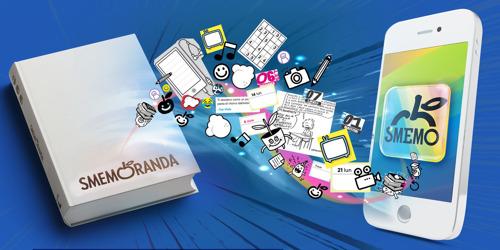 Invito - Presentazione della SmemoApp, il diario scolastico digitale creato con la partecipazione attiva di ragazze e ragazzi.