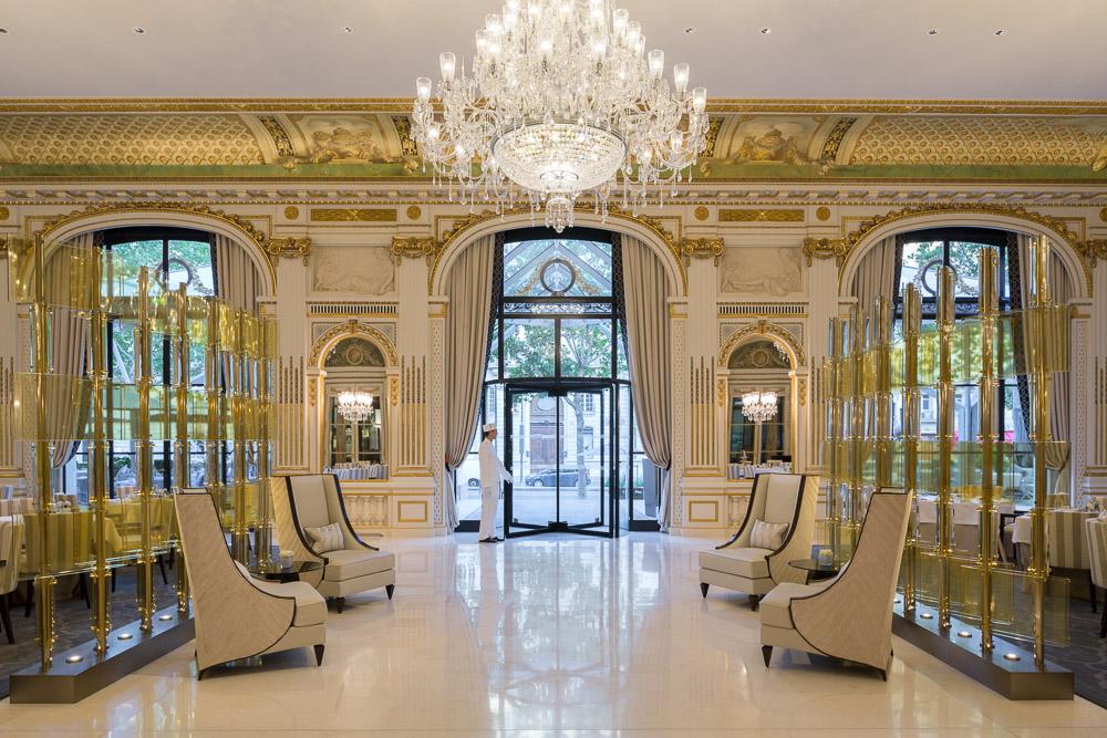 Le Lobby at The Peninsula Paris