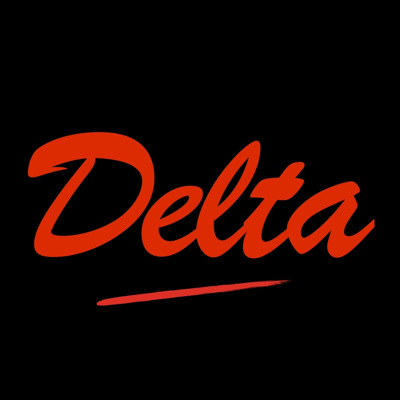 Delta PR press room Logo
