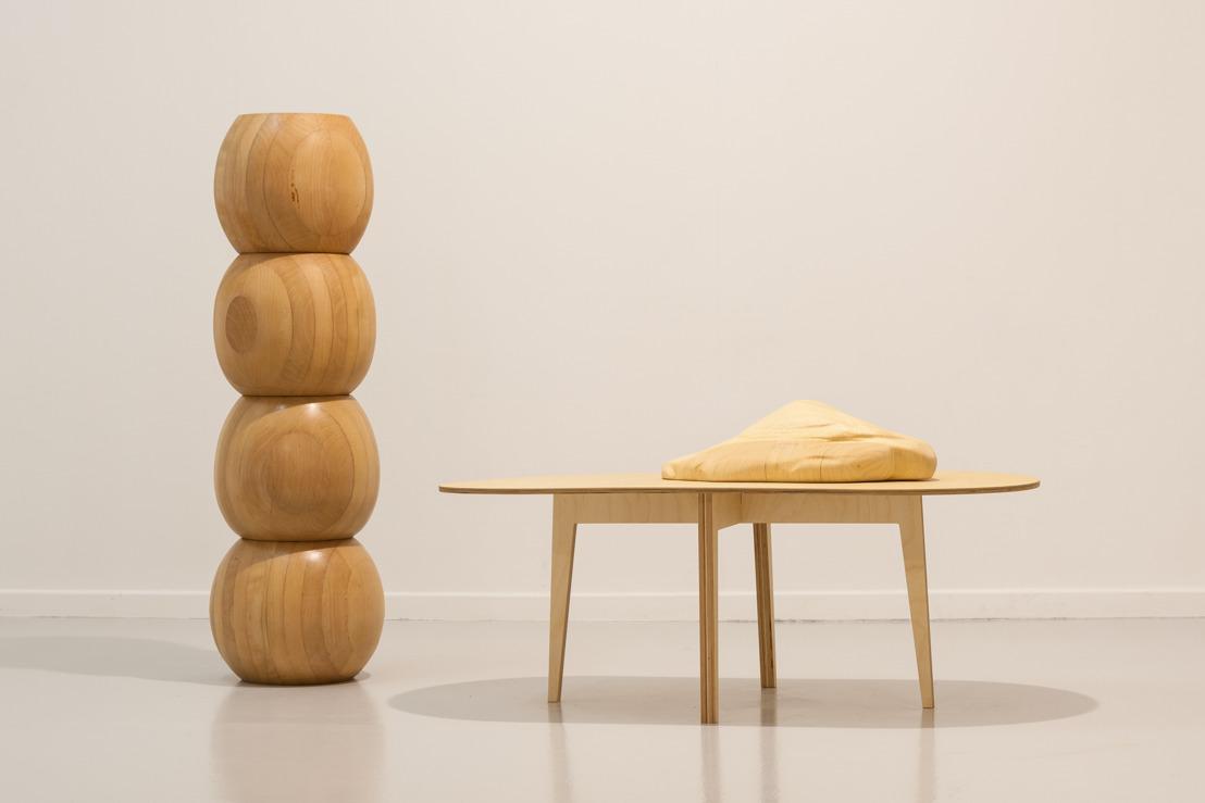 Le musée M à Louvain présente une exposition de l'artiste française Béatrice Balcou