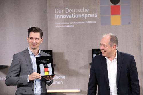 Bosch Rexroth remporte le prix allemand de l'innovation 2021 avec ctrlX AUTOMATION, le cerveau de l'usine d'aujourd'hui