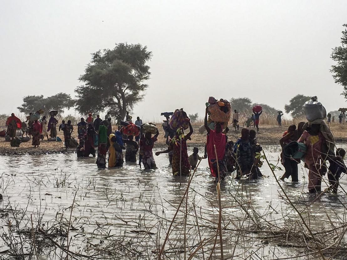 Nigeria: Miles de personas huyen de Rann hacia Camerún a causa de los ataques