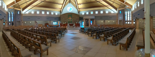 Powerful Faith: St. Gabriel The Sorrowful Mother Church Updates Sound System With Powersoft Quattrocanali Amplifiers