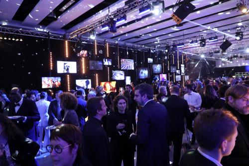 VO Event célèbre ses 5 ans de collaboration avec les Magritte du Cinéma