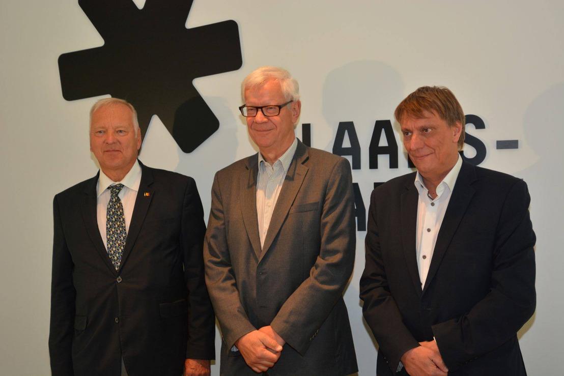 Nieuwe burgemeesters Linkebeek en Wezembeek-Oppem leggen eed af