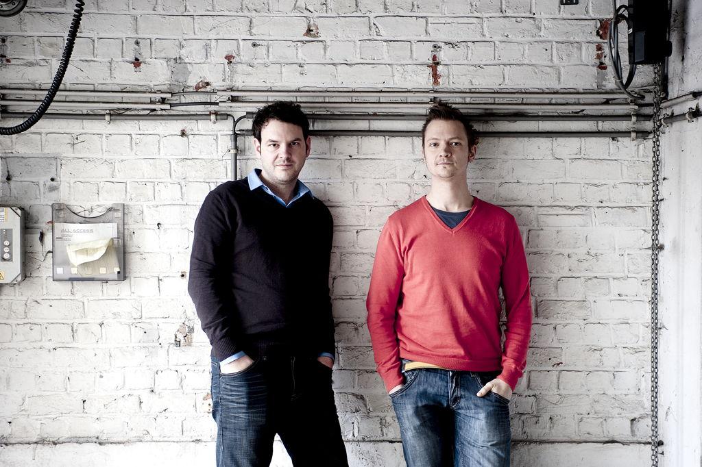 Jorrit Hermans en Tom Loockx, Creative Directors bij Leo Burnett Brussels