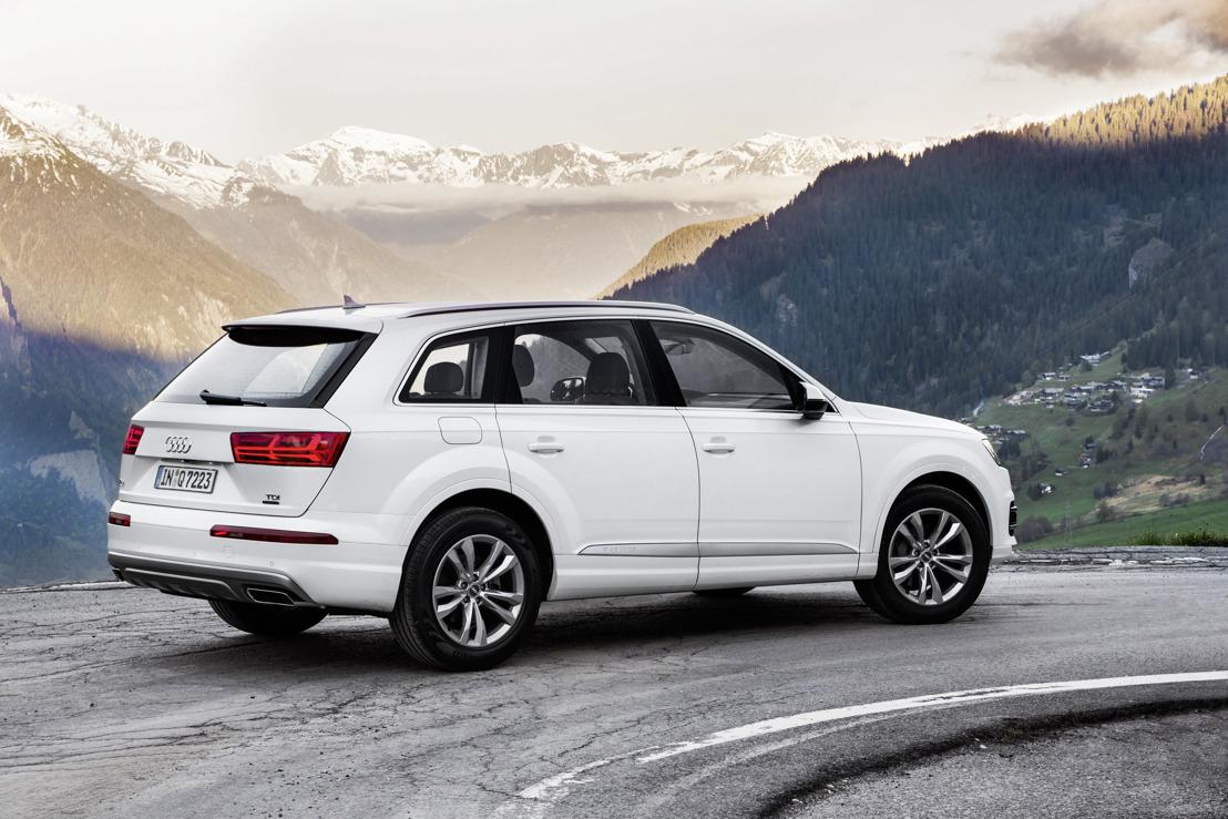 L'Audi Q7 s'offre un diesel à l'efficacité énergétique hors du commun