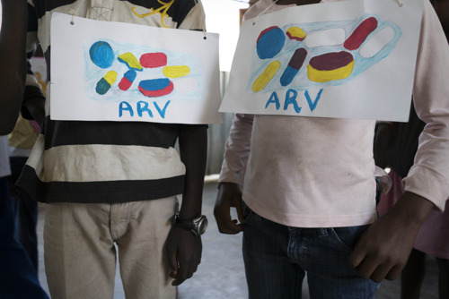 Pharmaceutical corporations failing children with HIV