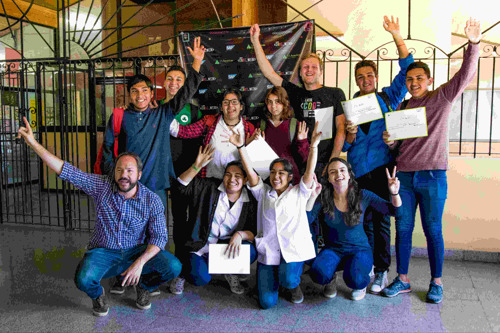 Jóvenes del Instituto Politécnico Nacional desarrollan Apps para resolver la deserción escolar