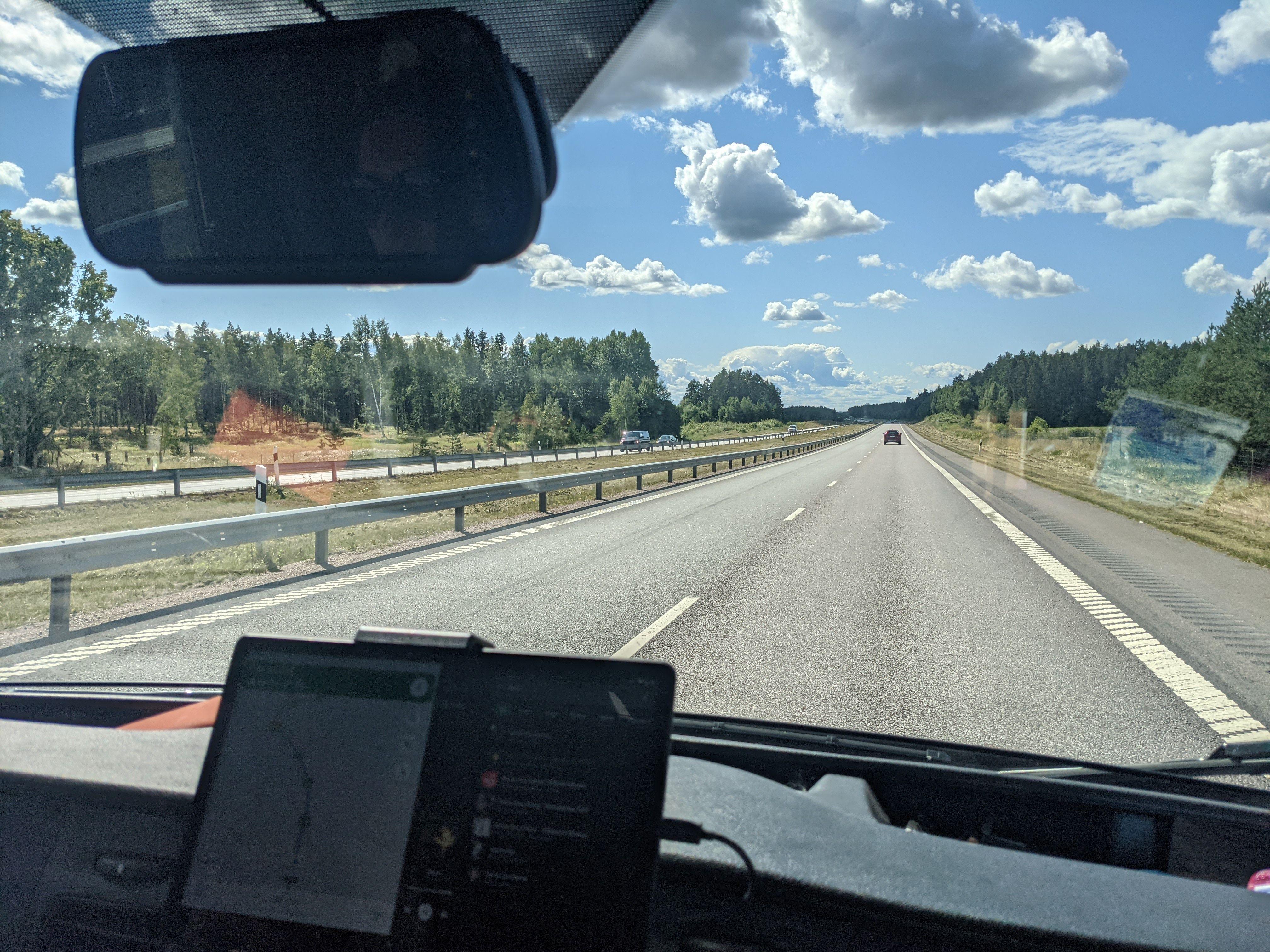 Easy drive to Västerås