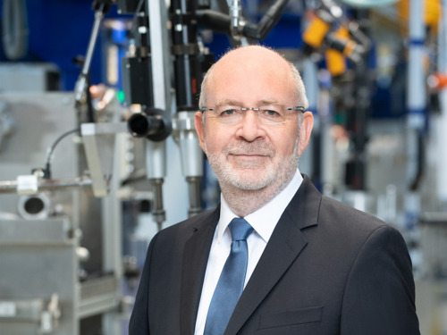 Hatz erweitert das Management um einen operativen Geschäftsführer (COO) mit Wilfried Riemann