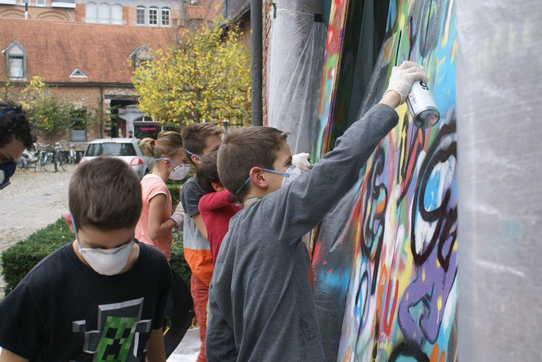 BURn - Graffiti © Vleugel F