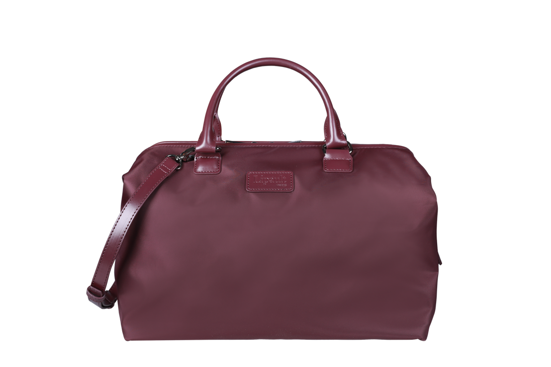 Lady Plume Bowling Bag Red Wine 79€