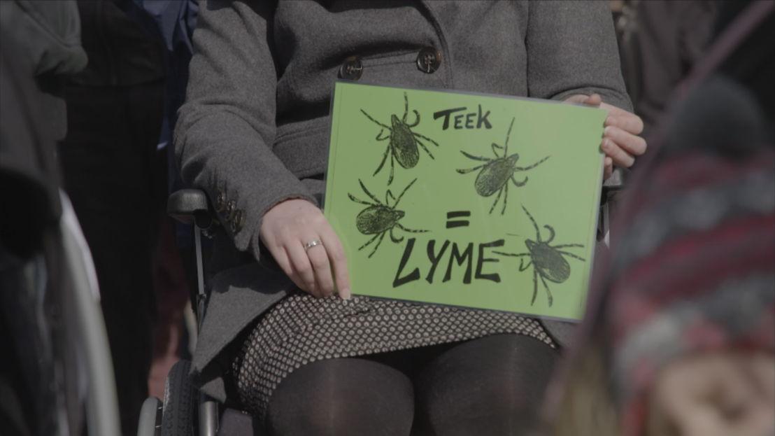 Chronische Lyme, epidemie of fantasie? - (c) VRT