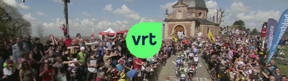 De Ronde van Vlaanderen bij de VRT