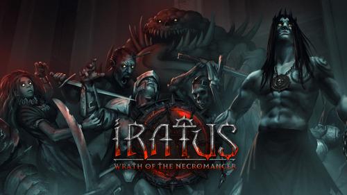 Iratus : Wrath of the Necromancer sort aujourd'hui sur PC