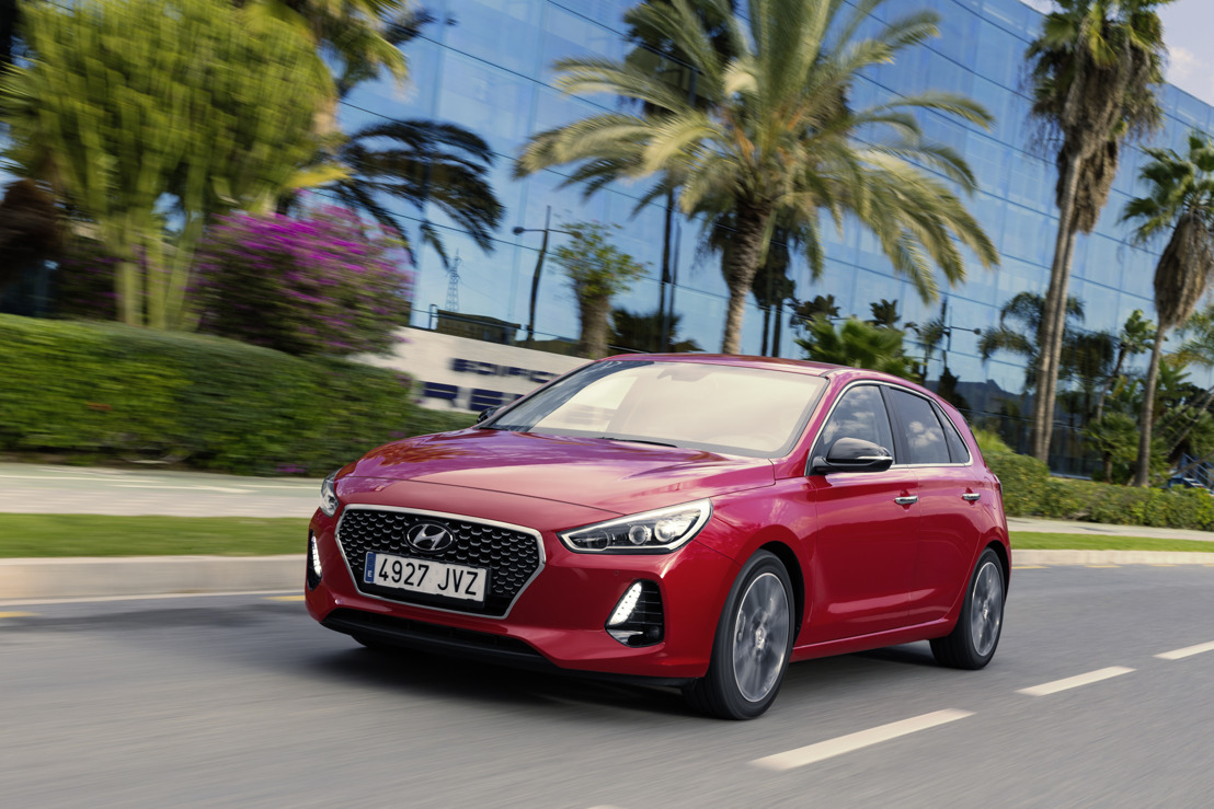 PRESS KIT: New Generation Hyundai i30